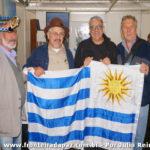 Feira do Livro, estande do Consulado do Brasil no Uruguay