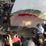 Festa de Balonismo na Fronteira da Paz