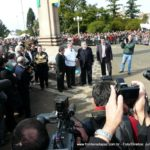 Encontro de Mujica, presidente uruguayo, com Lula, presidente brasileiro